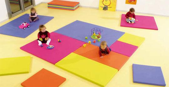 Pavimento In Gomma Per Bambini : Tappeto moderno a tinta unita in lana rettangolare