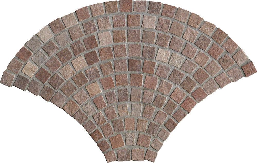 Piastrella da esterno per pavimento in gres porcellanato a