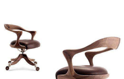 Sedie Girevoli Da Ufficio : Sedia da ufficio moderna girevole con braccioli imbottita
