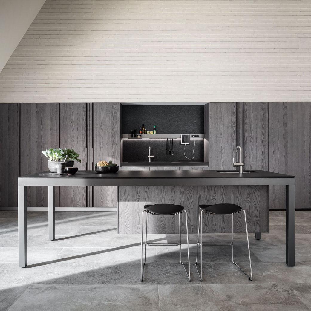 Elemento da cucina indipendente - BANCO by Luca Meda - Dada