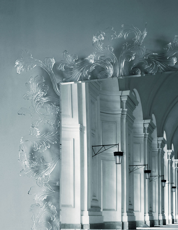 Specchio a muro / moderno / rettangolare / di piero lissoni ...