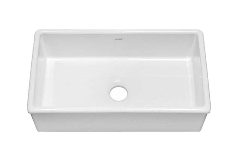 Lavello a 1 vasca / in ceramica - NANTUCKET : 085103 - JULIEN