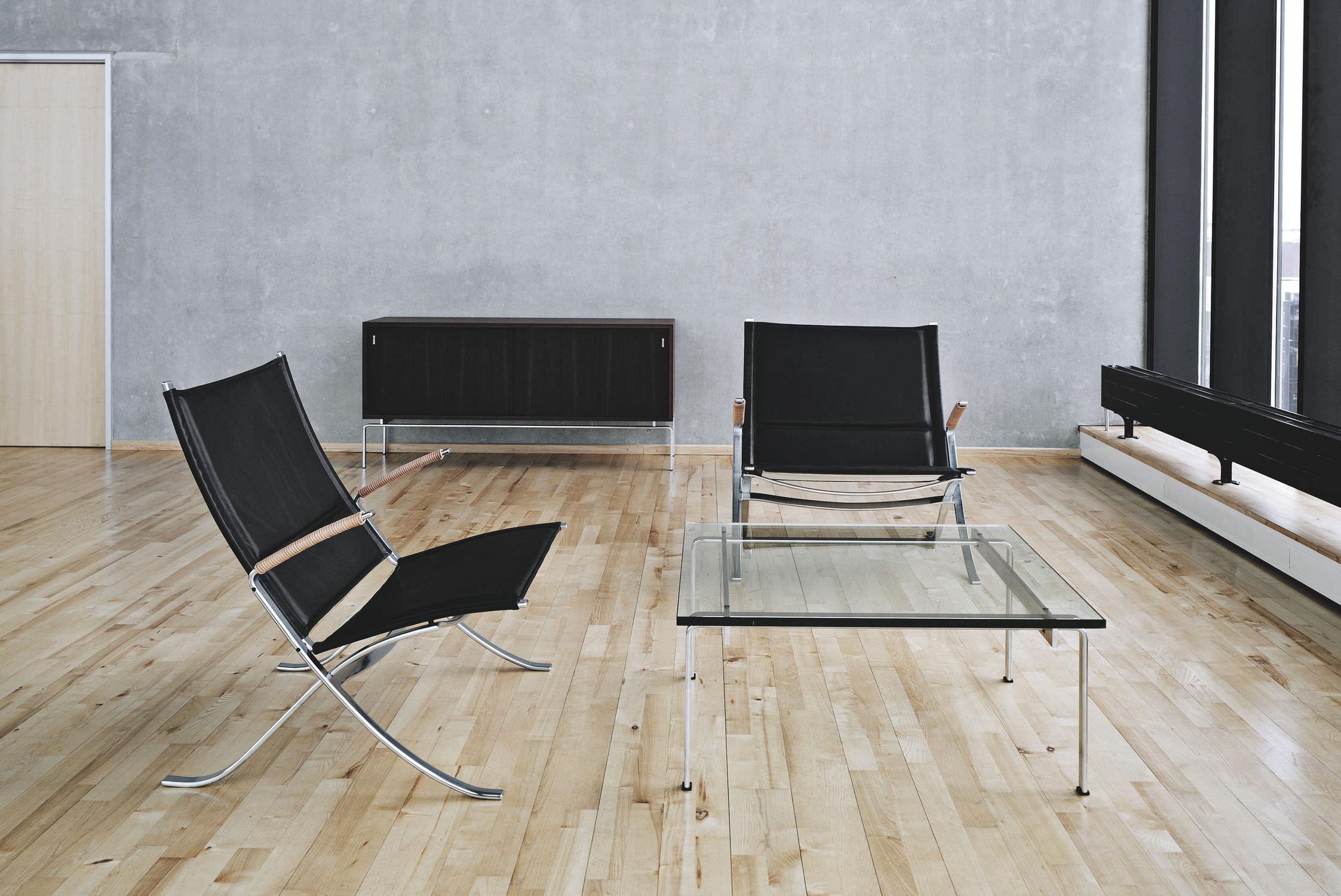 Credenza Moderna Con Tavolo Estraibile : Credenza moderna in legno fk 150 lange production