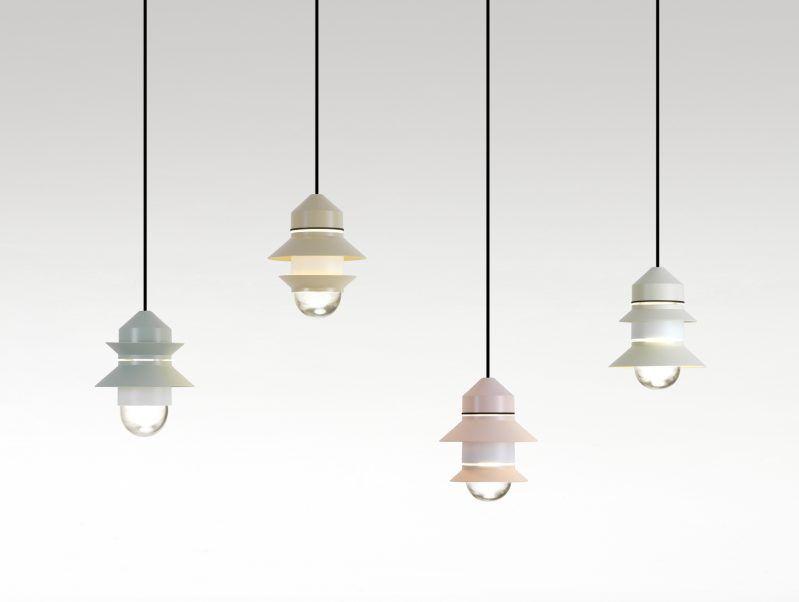 Lampade A Sospensione Allaperto : Lampada a sospensione moderna in metallo in gomma