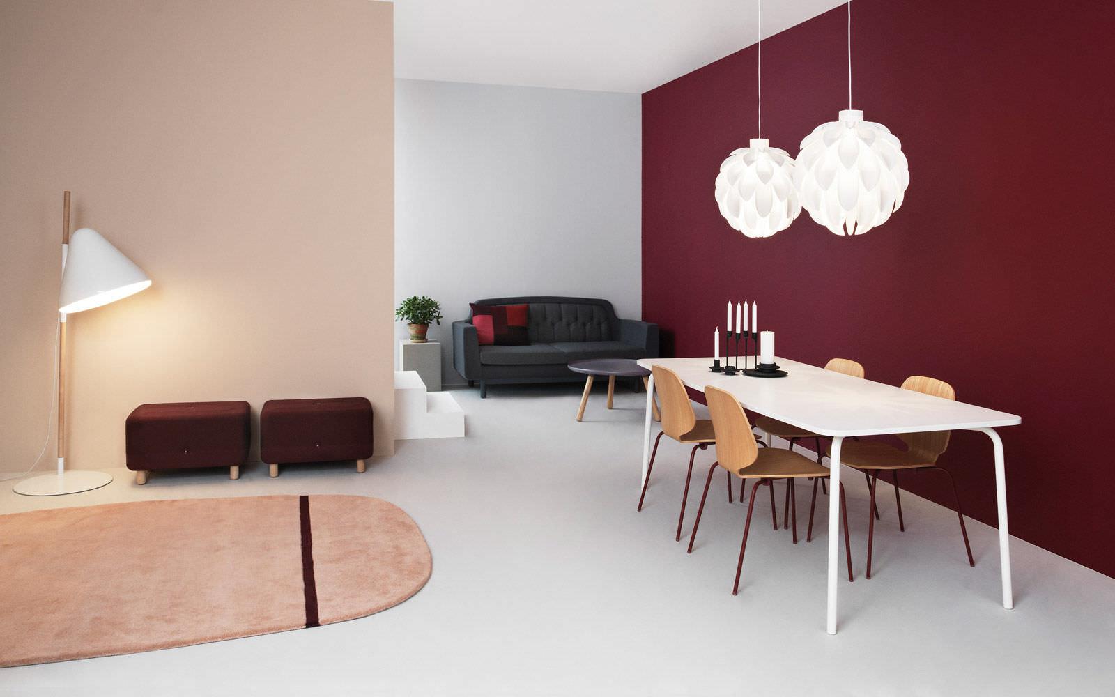 Awesome Pittura Soggiorno Images - Modern Design Ideas ...