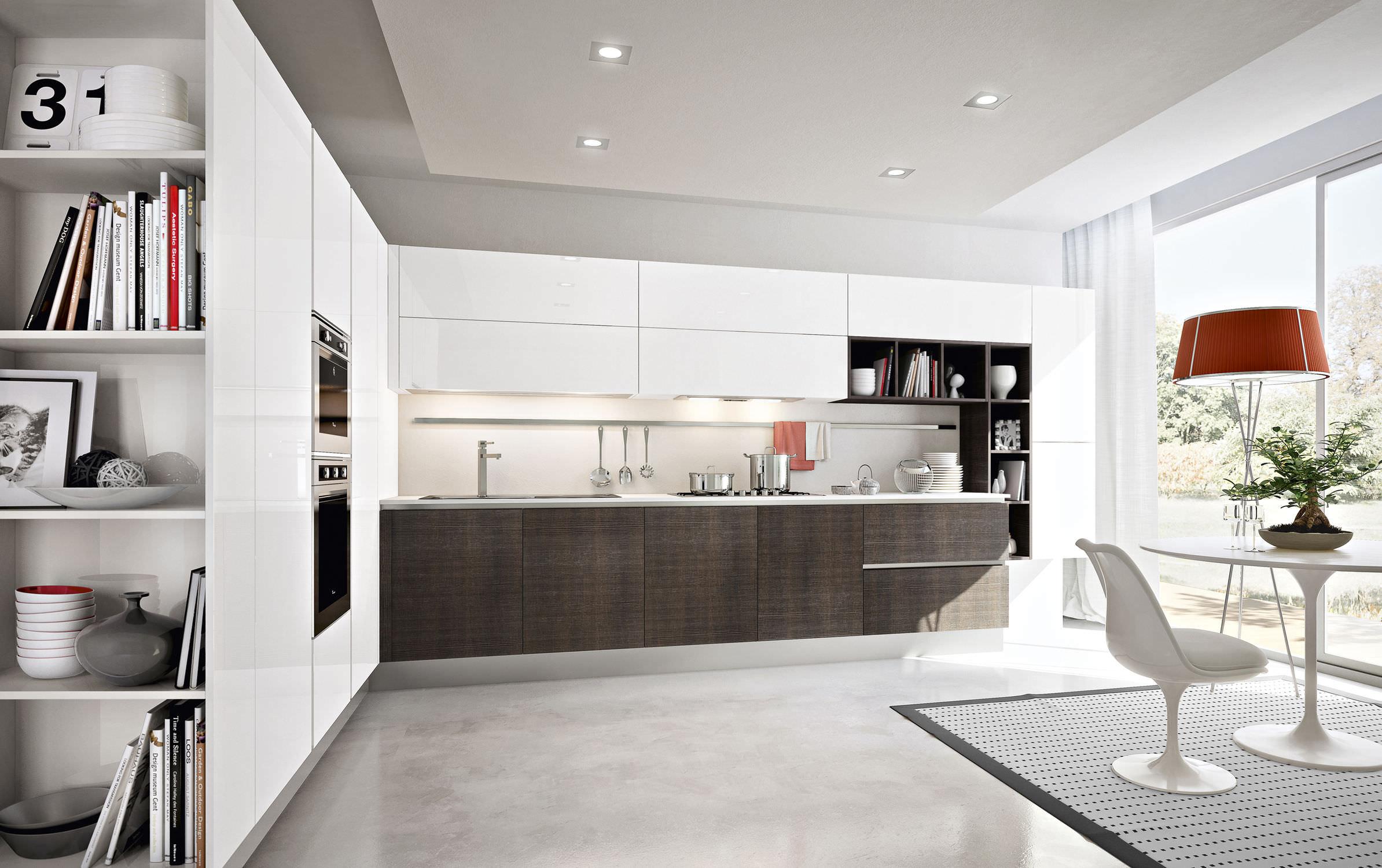 Cucina moderna / in melamminico - .EKO - Pedini