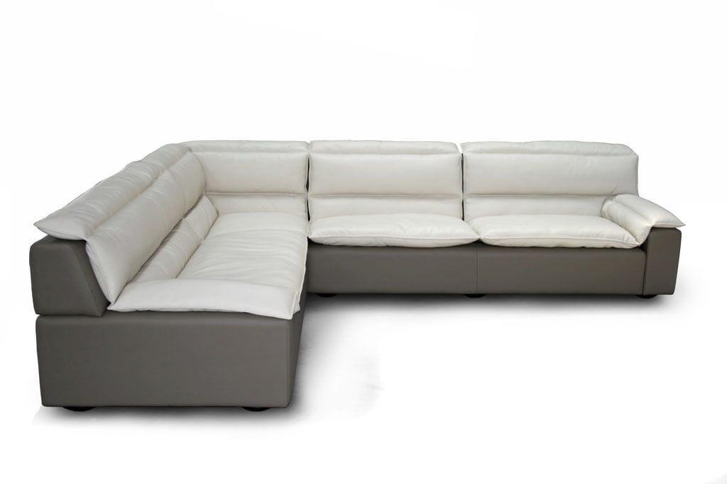 Divano modulare / moderno / in tessuto / in pelle - BOGO SYSTEM by ...