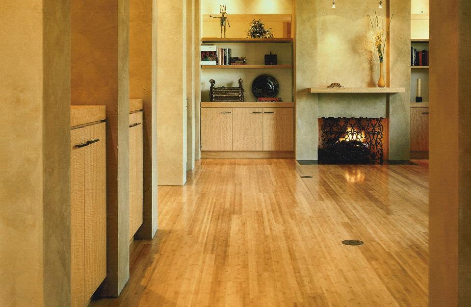 Pavimento In Bambù Caratteristiche : Pavimento laminato in bambù per uso residenziale flat grain