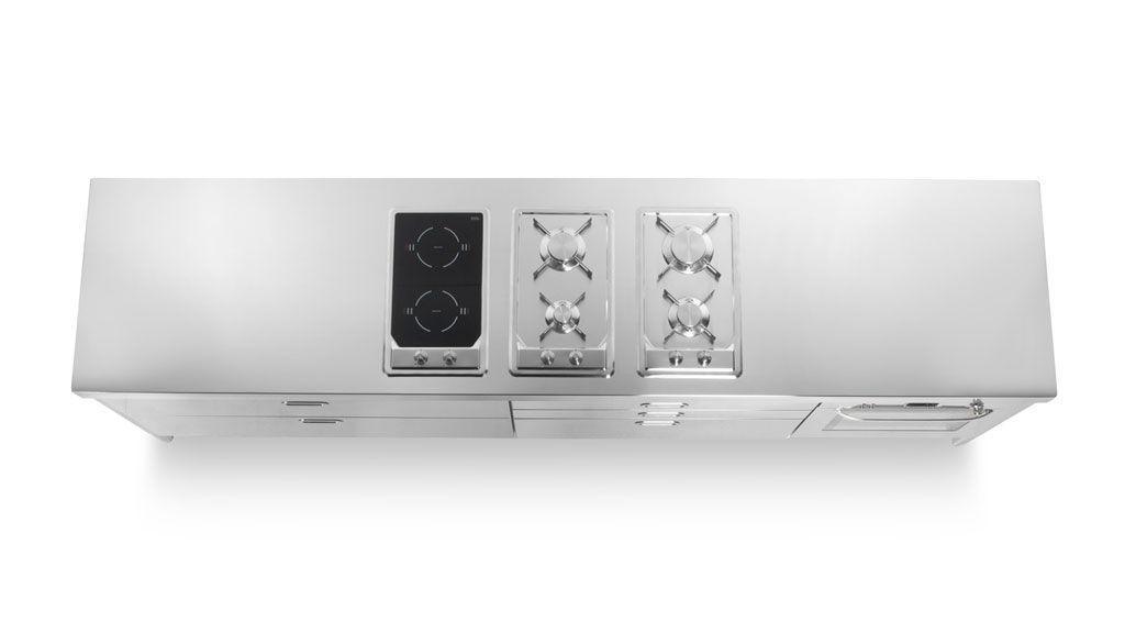 Mobile per piano cottura - 280 - ALPES-INOX