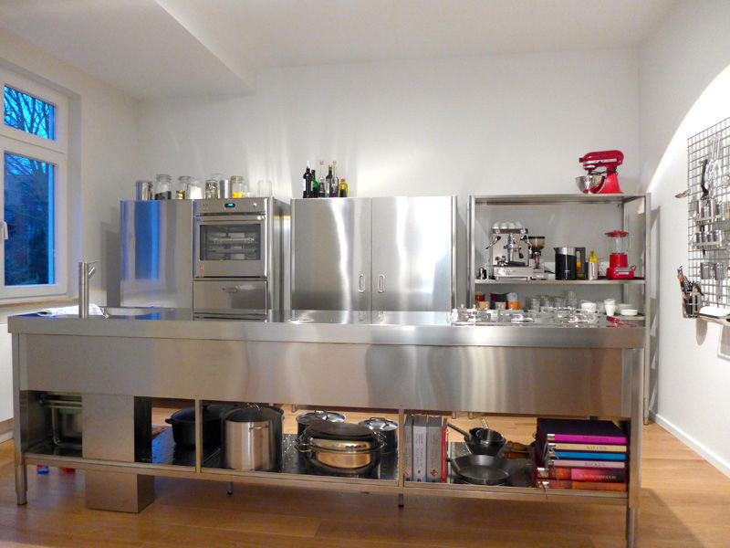 Alpes Inox Prezzi Piani Cottura. Beautiful Beautiful Cucine Alpes ...