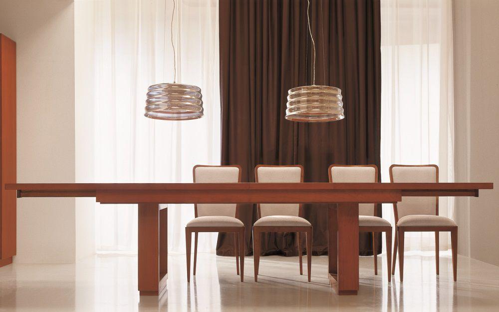 Tavolo Allungabile Ciliegio Vetro.Tavolo Allungabile Ciliegio Moderno Tavolo Tondo Allungabile Design
