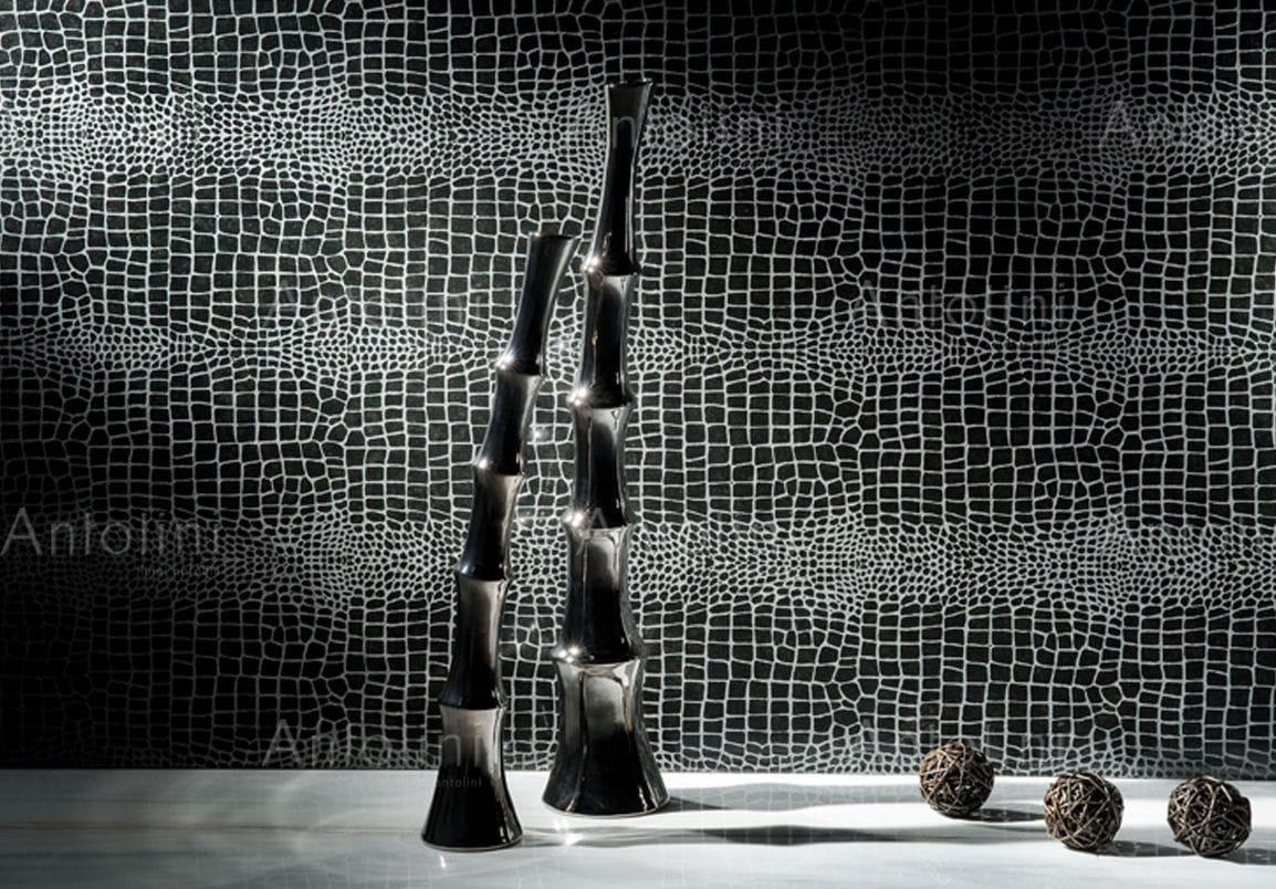 Piastrella da interno da parete in pietra naturale con motivo