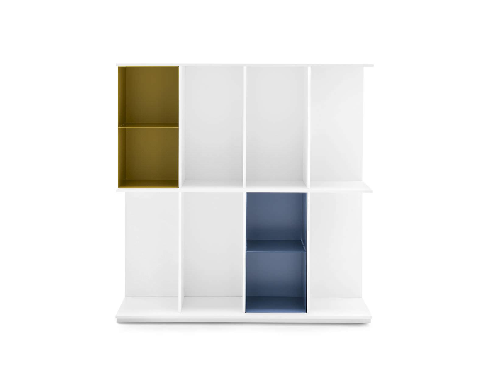 Libreria Ufficio Bassa : Libreria bassa moderna per ufficio in mdf division by design