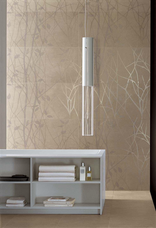 piastrella da bagno / da parete / in gres porcellanato / motivi ... - Piastrelle Casa Dolce Casa Prezzi