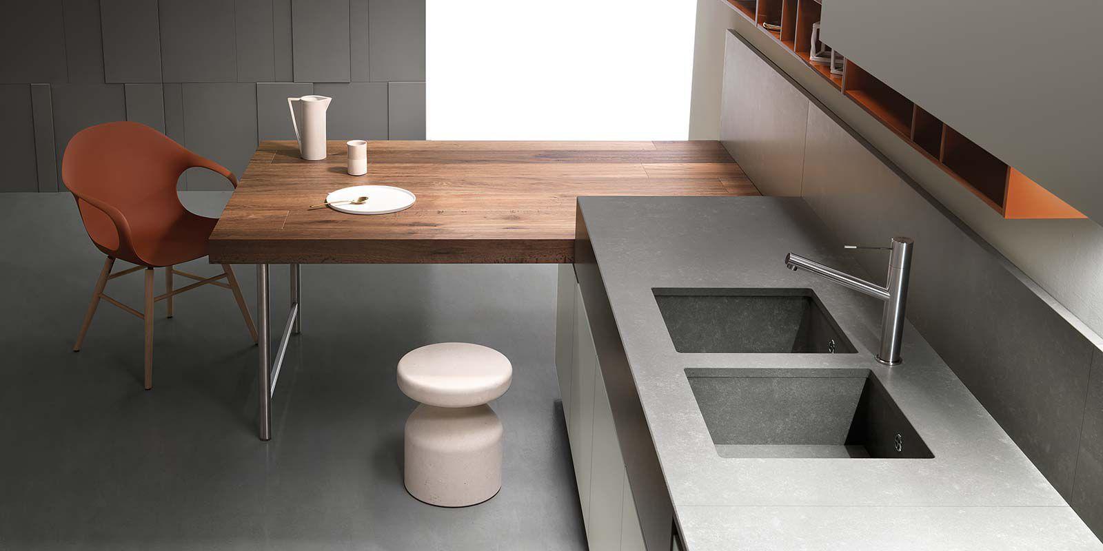 Emejing Piani Di Lavoro Per Cucine Contemporary - Ideas & Design ...