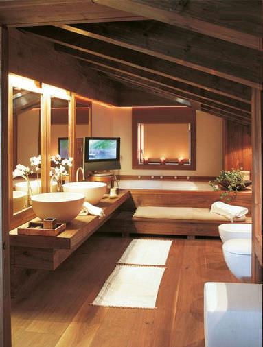 bagni moderni legno | sweetwaterrescue - Bagni Moderni Legno