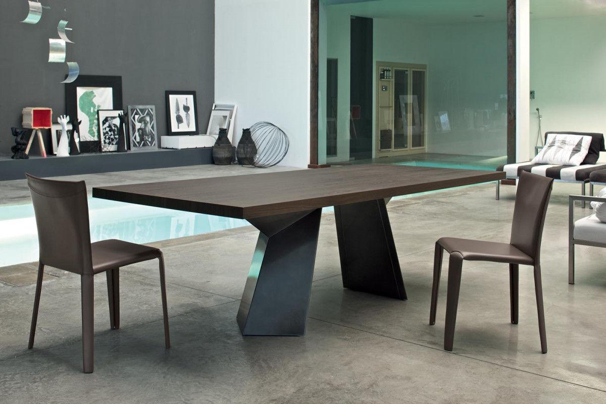 Sedia moderna imbottita in metallo clark bontempi casa video