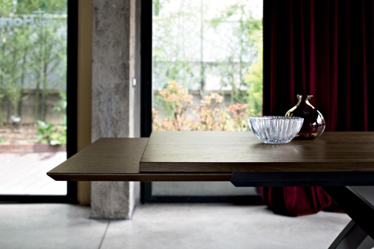Tavolo moderno in vetro in marmo in calcestruzzo artistico