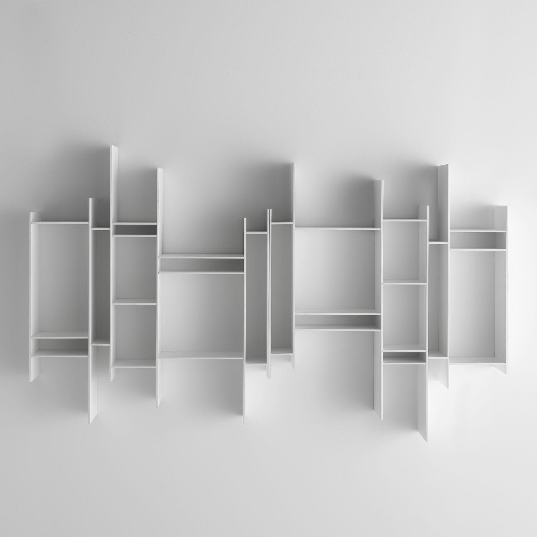 Libreria modulare / a muro / moderna / professionale - RANDOMITO by ...