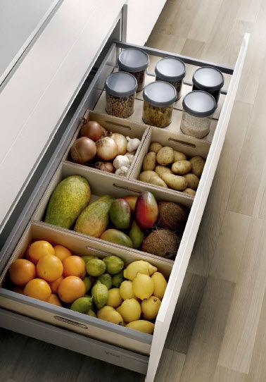 cassetto da cucina easy xey