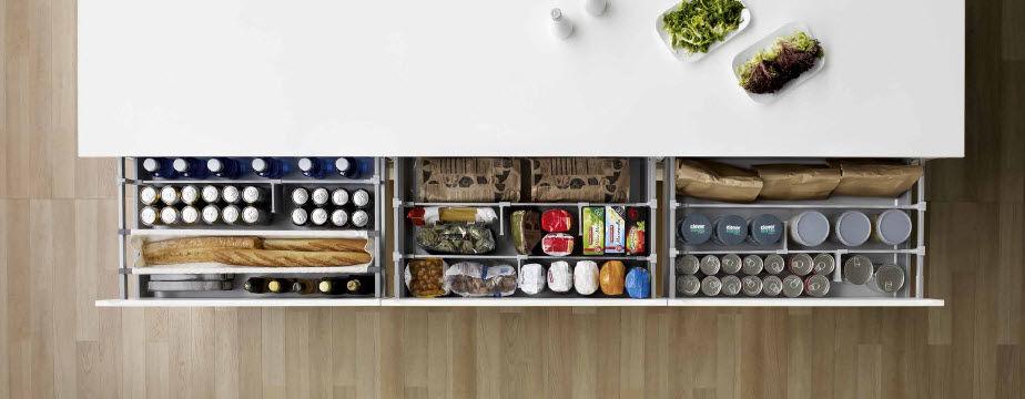 cassetto da cucina dynamic