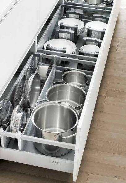 cassetto da cucina dynamic xey