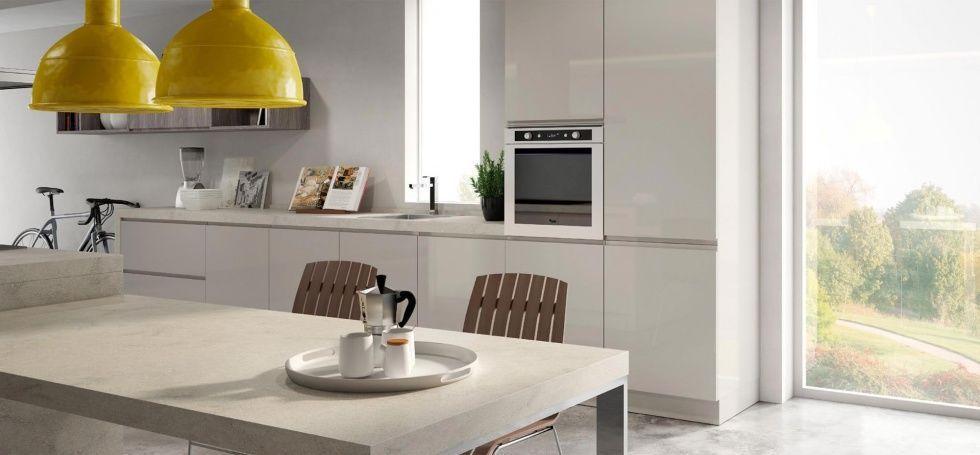 Cucine Berloni cucine berloni con isola : Cucina moderna / in melamminico / in legno / con isola - BRERA ...