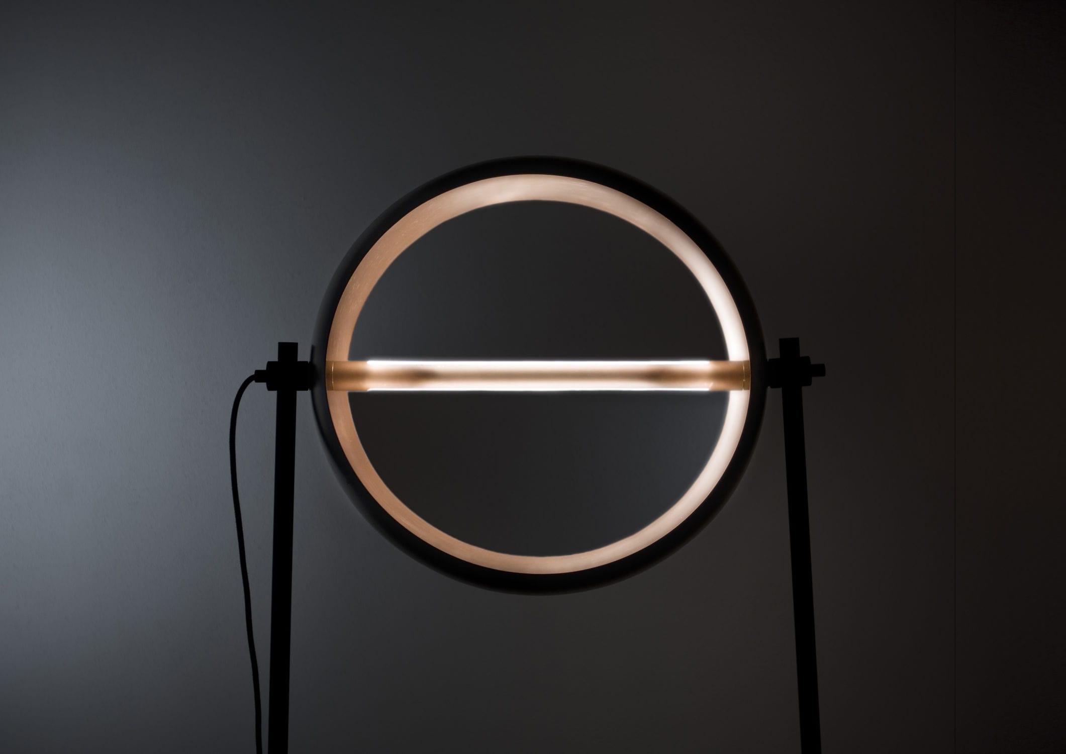 Lampada In Rame Design : Lampada in rame scandinavia anni in vendita su pamono