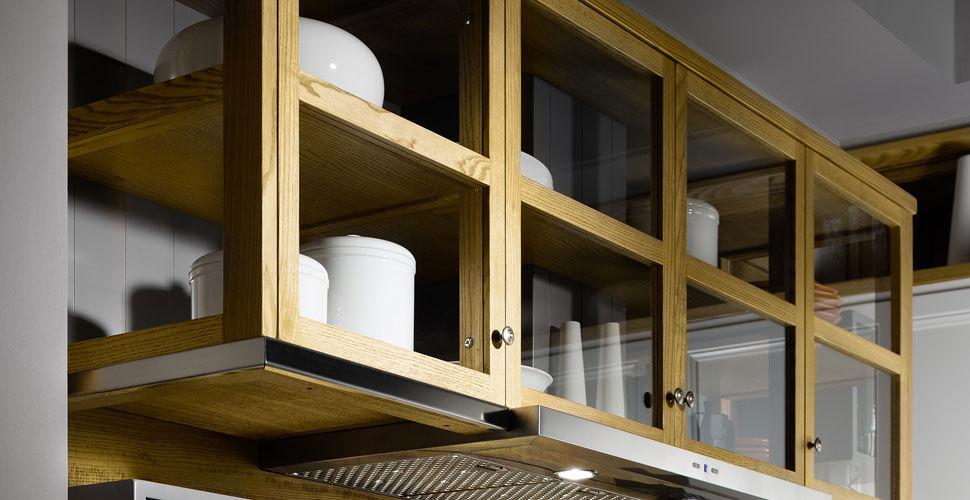 Mobile alto da cucina - LIVING : VERANDA - L\'OTTOCENTO