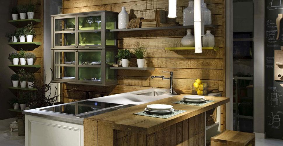 Mobile alto da cucina - LIVING DESIGN - L\'OTTOCENTO