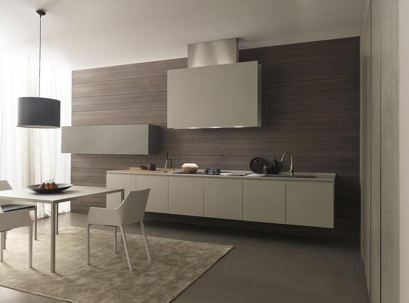 cucina moderna / in legno - twenty resina - modulnova - Cucine In Resina