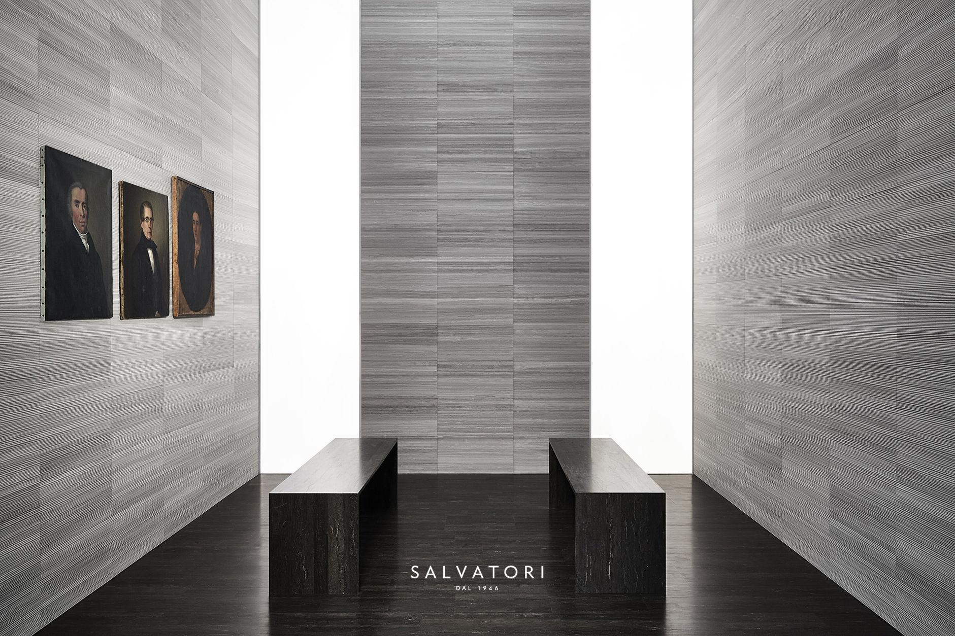 Piastrella da interno da bagno da parete in marmo silk