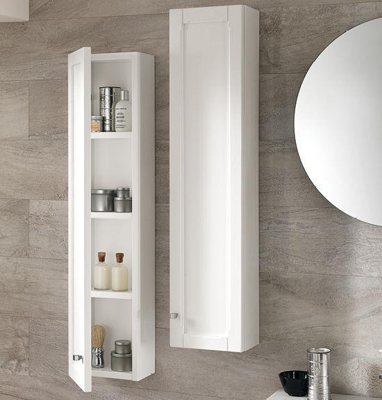 Mobile colonna da bagno / moderno - EMMA - EBAN