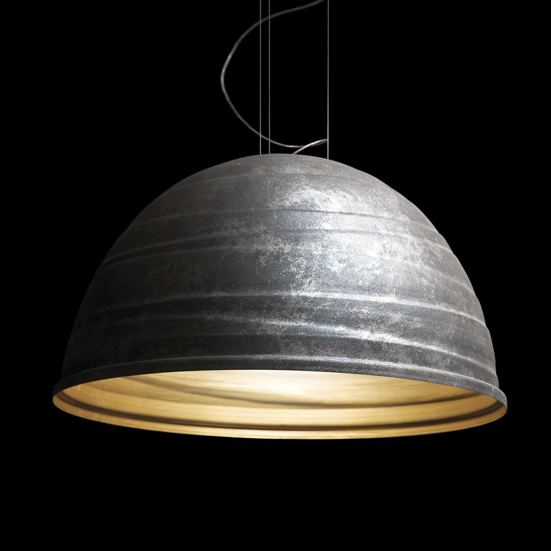 Lampada a sospensione / design originale / in alluminio / da ...