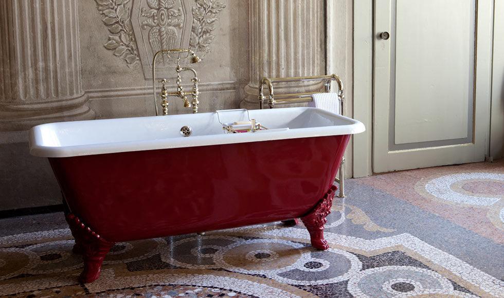 Verniciare Vasca Da Bagno Ghisa : Vasche da bagno prezzi idee di design decorativo per interni
