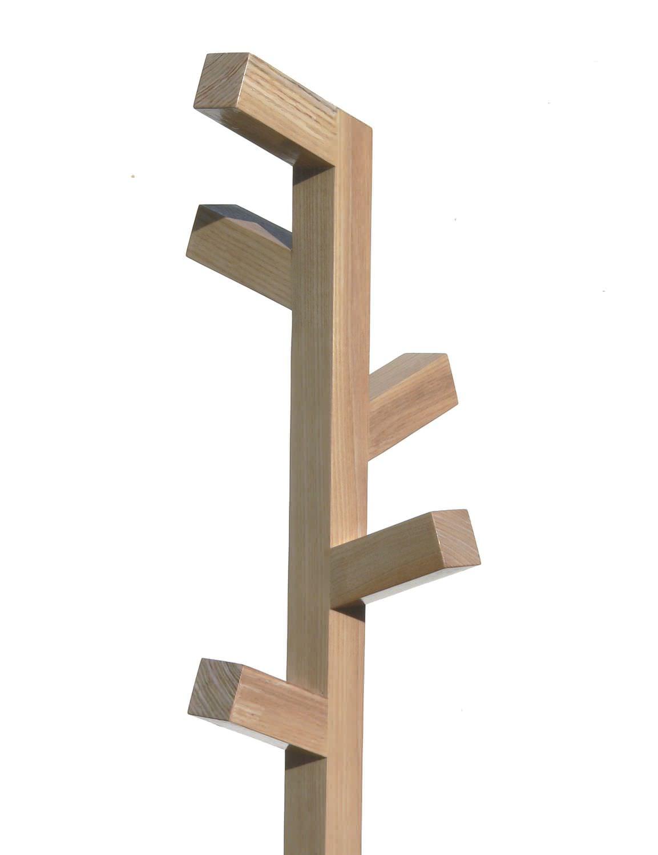 Appendiabiti da terra / moderno / in legno - ORGANICA 2 - INSILVIS
