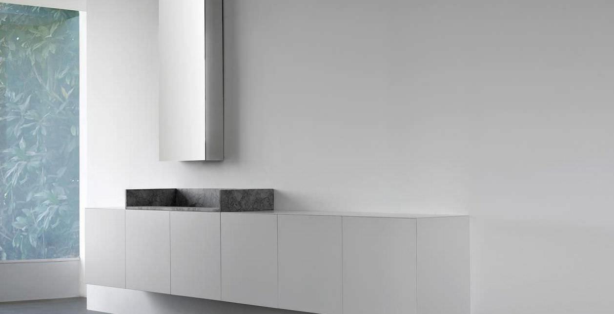 Specchio da bagno a muro / moderno / rettangolare - ACQUA by Silvano ...