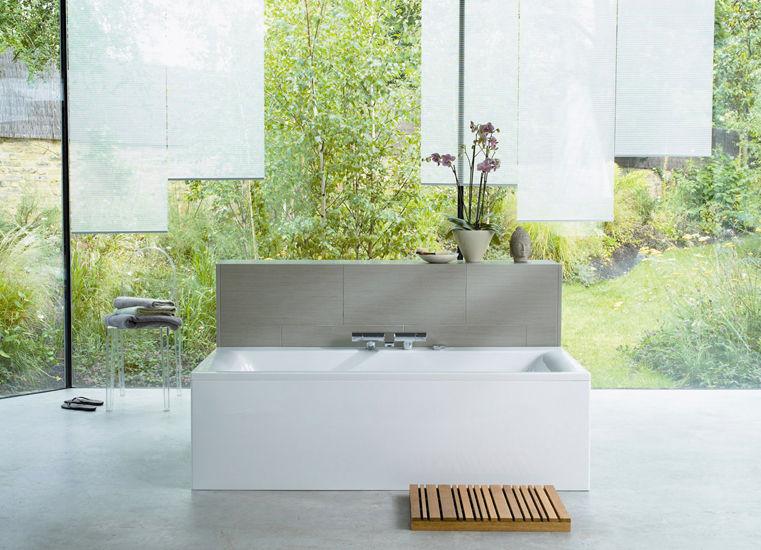 Vasca Da Bagno Freestanding Ideal Standard : Active vasca ovale ad incasso. vasca da bagno asimmetrica ideal