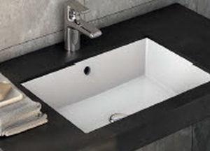 lavabo da incasso ovale moderno con piano integrato strada k0779 ideal standard
