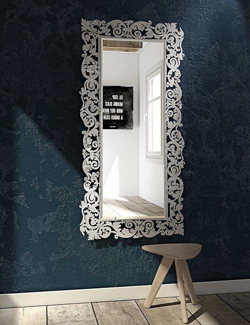 Specchio a muro / classico / rettangolare - ROMANTICO - Riflessi