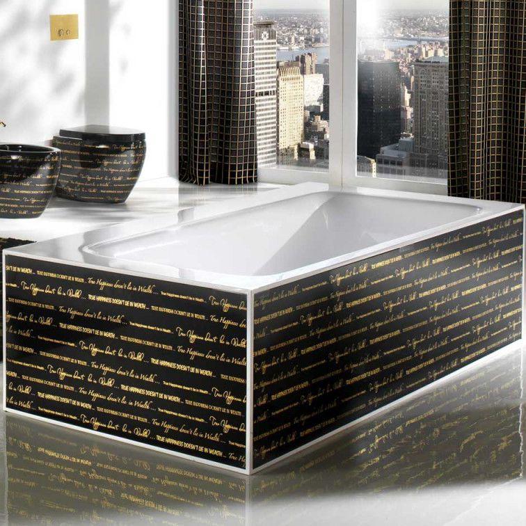 Vasca da bagno ad isola / in resina acrilica - COVER - A. e T. ITALIA : vasca da bagno resina : Vasca Da Bagno