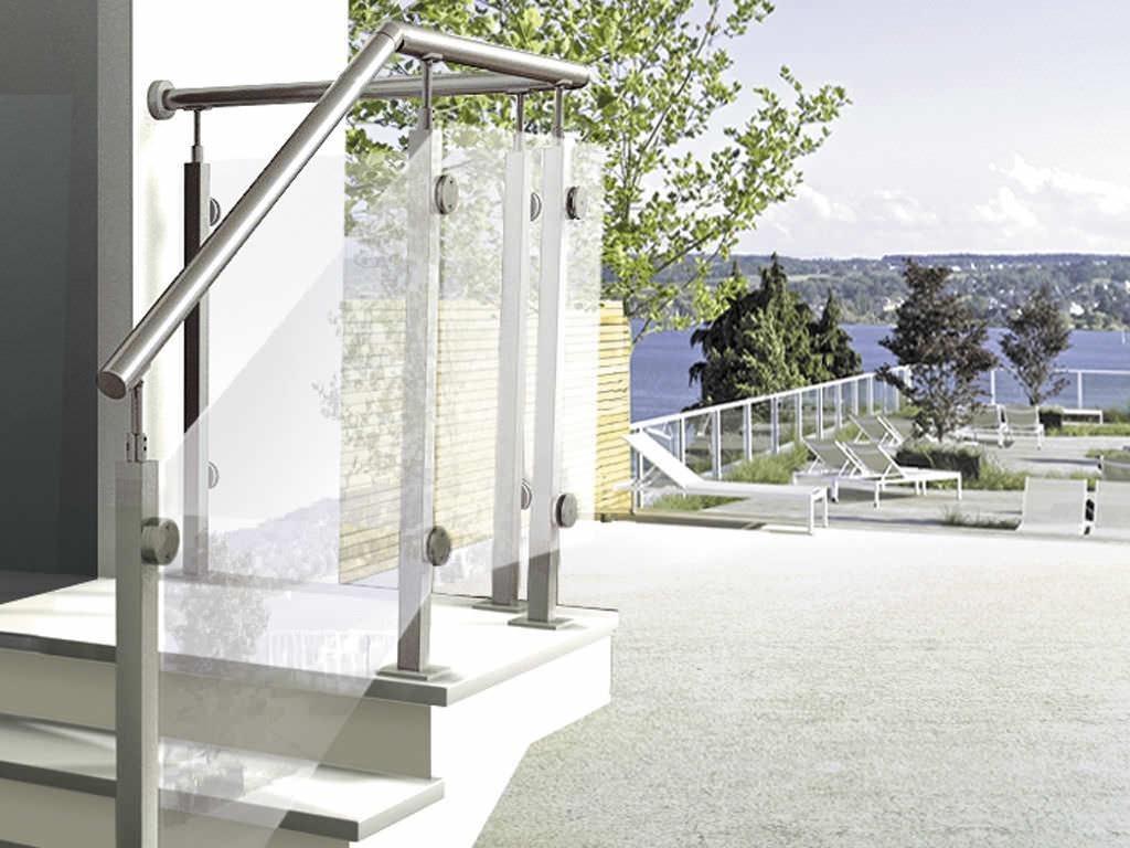 Scala Da Esterno In Kit : Installazione scale esterne teco sistemi casa finestre porte
