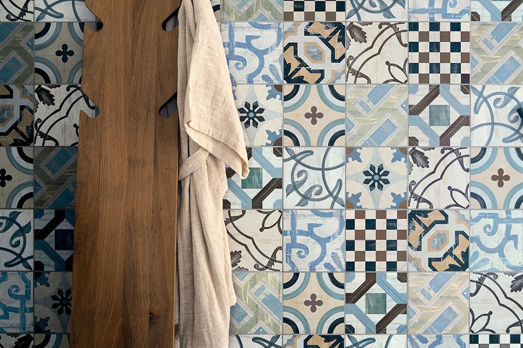 Piastrella da interno da bagno da cucina da pavimento