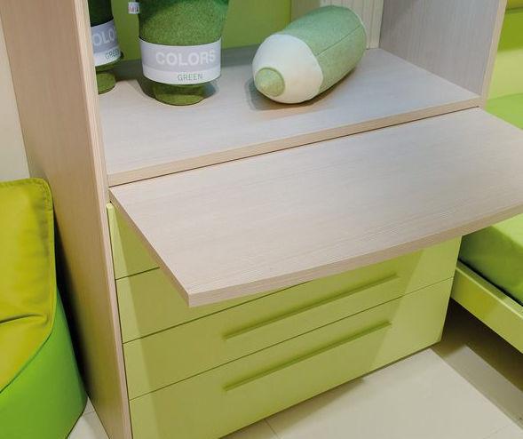 Scrivania in legno / moderna / per bambini / con ripiano ...