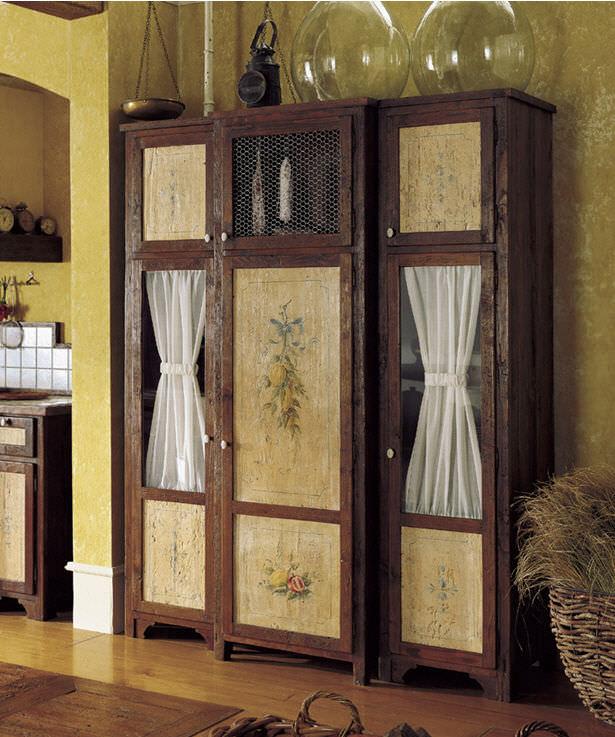 Mobile alto da cucina - RUSTICALIA - Mobili di Castello