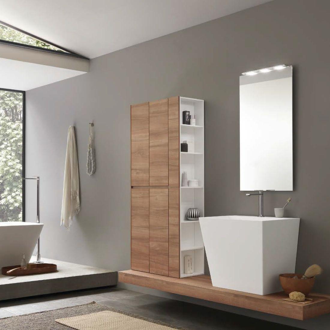 Mobile colonna da bagno / moderno - TULLE COMP_14 - ARCHEDA