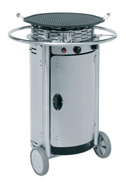 Blocco cucina a gas / professionale / in acciaio inox - TUS 2B PA ...