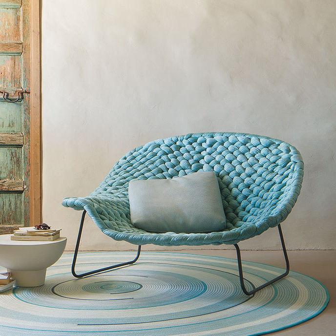 Chaise longue moderna / in legno / in acciaio - SHITO by Francesco ...