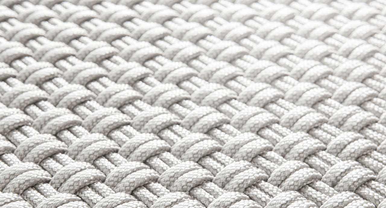 Tappeto moderno / a tinta unita / in fibre sintetiche / rettangolare ...