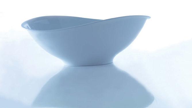 Vasca Da Bagno Galassia : Vasca da bagno da appoggio ovale in pietraluce